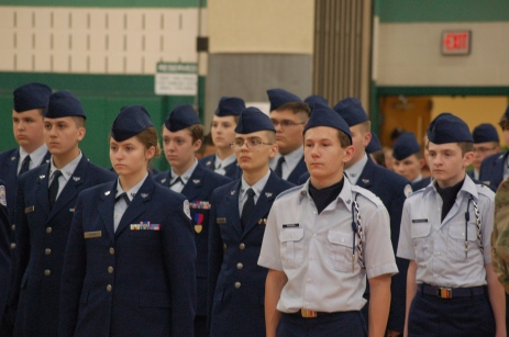 PR Drill Competition Spring 2016