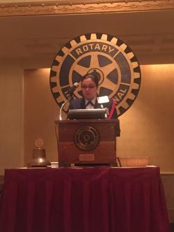 Rotary Award